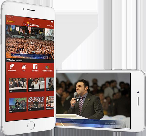 Aplicativos Web TV